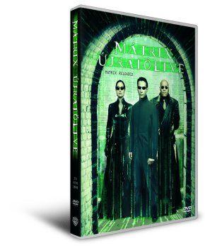 Mátrix Újratöltve (DVD)