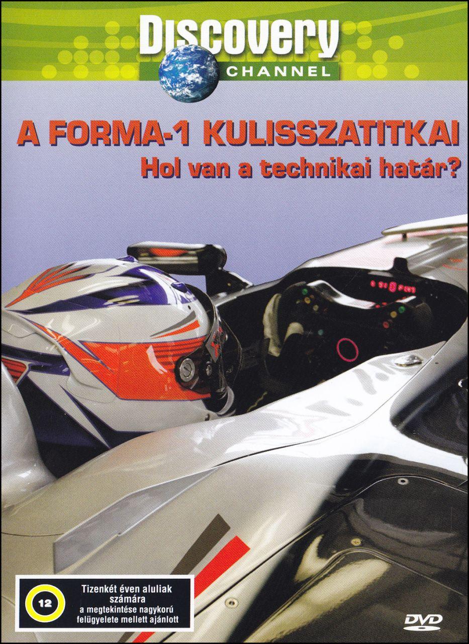 A Forma-1 kulisszatitkai – Az élvonal (DVD)