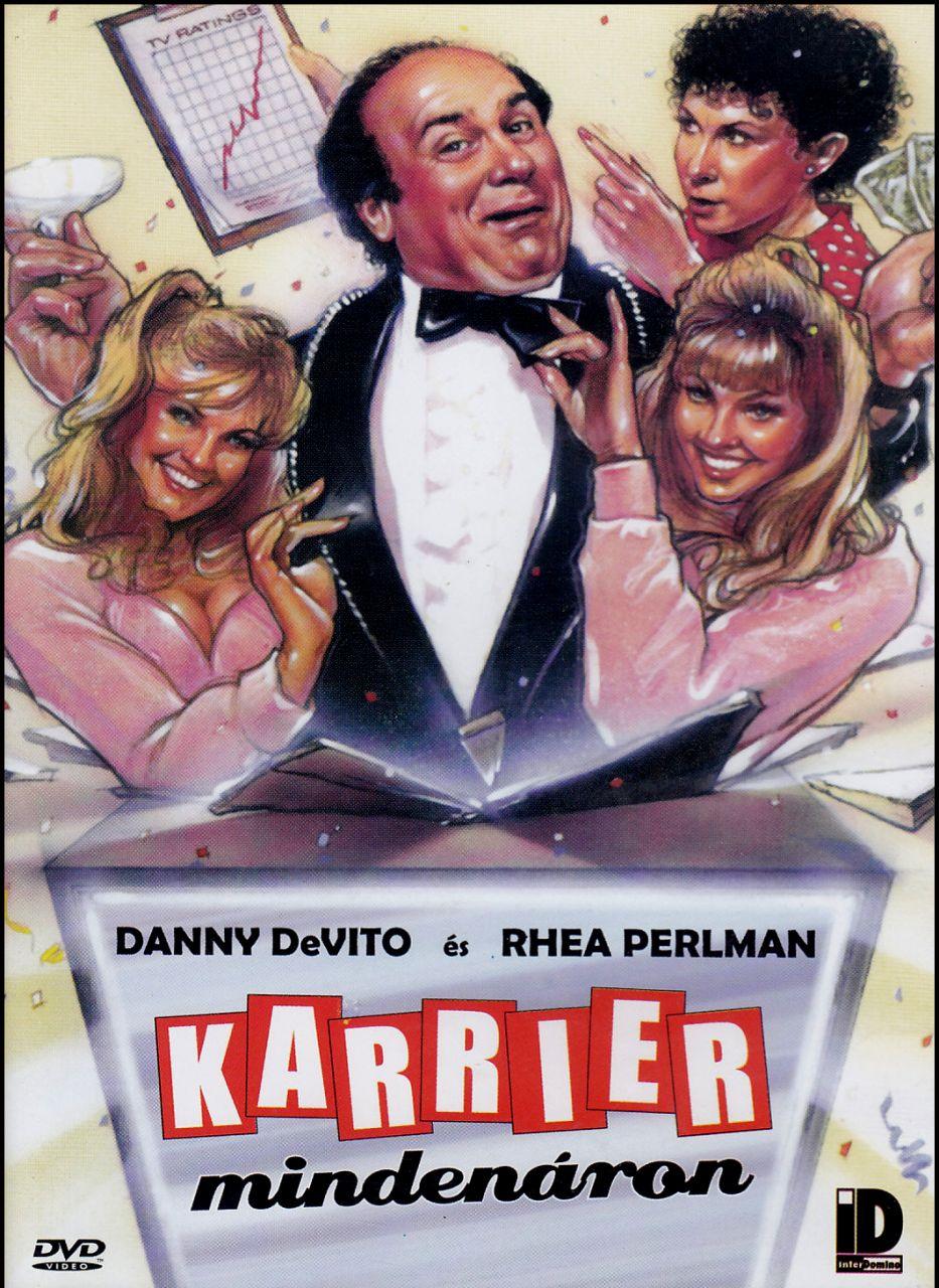 Karrier mindenáron (DVD)
