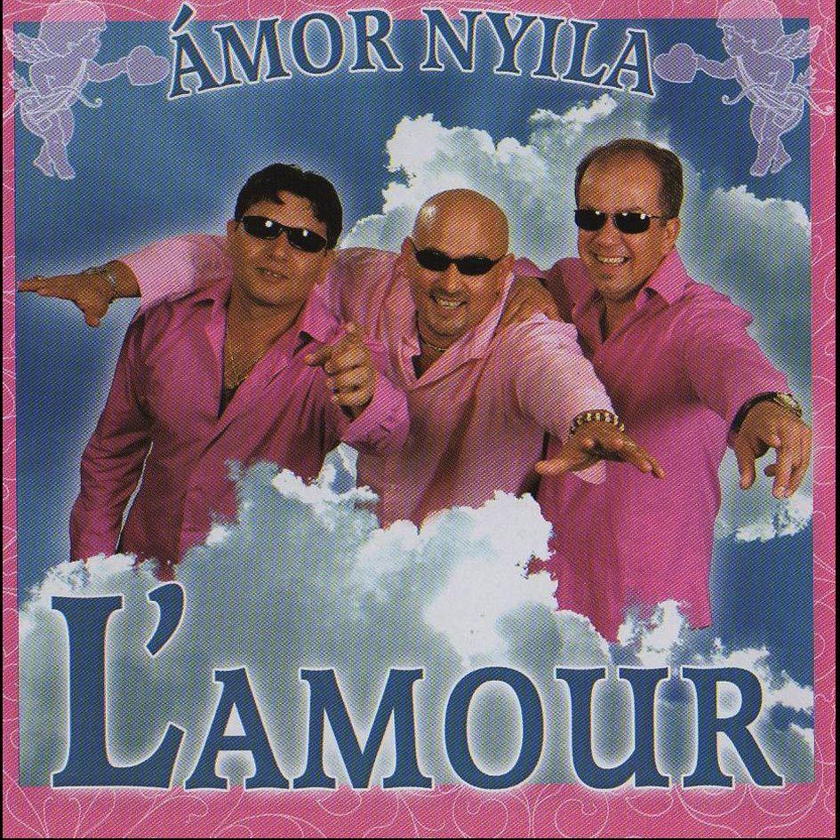 L' Amour: Ámor nyila (CD)