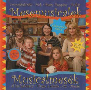 Mesemusicalek (CD)