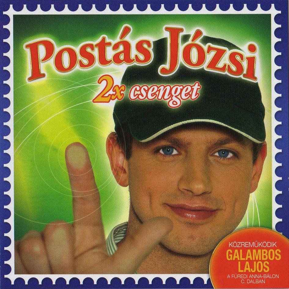 Postás Józsi: 2x csenget (CD)