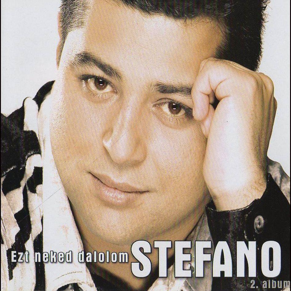 Stefano: Ezt neked dalolom (CD)