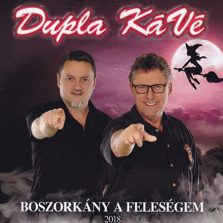 Dupla Kávé: Boszorkány a feleségem (CD)