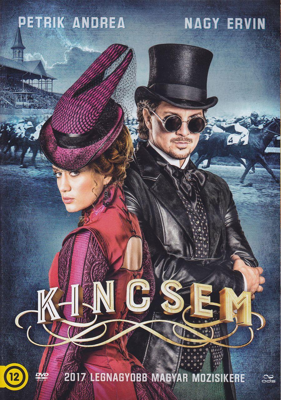 Kincsem (DVD)