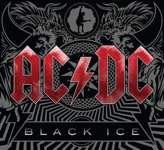 AC/DC: Black Ice (CD)