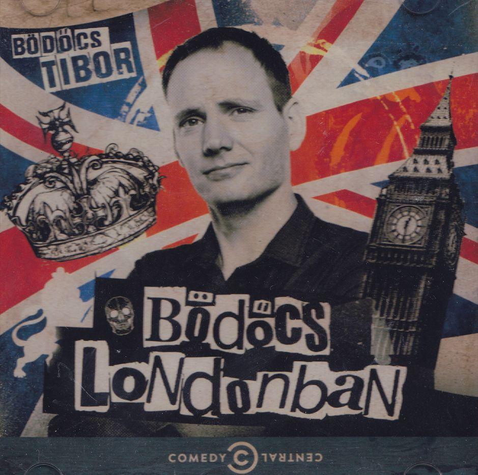 Bödőcs Londonban (CD)