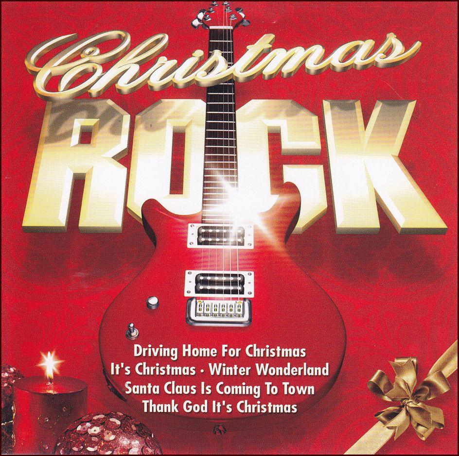 Christmas Rock (CD)