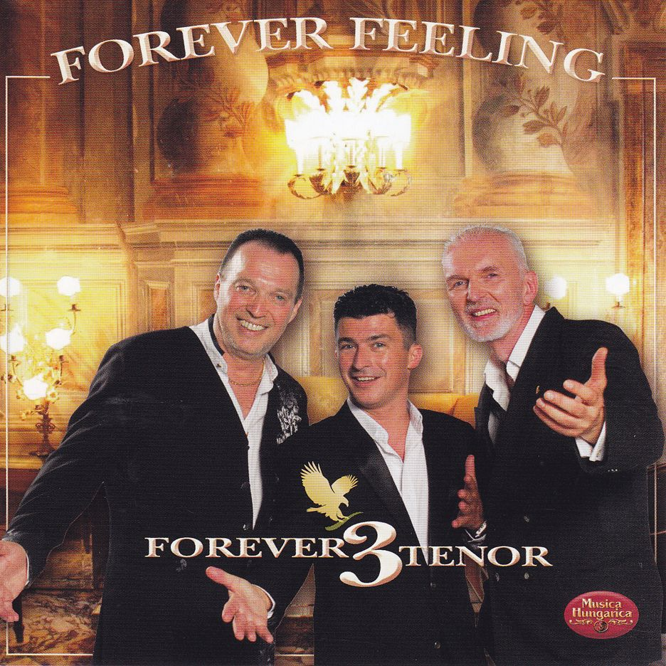 Forever Feeling: Forever 3 Tenor (CD)