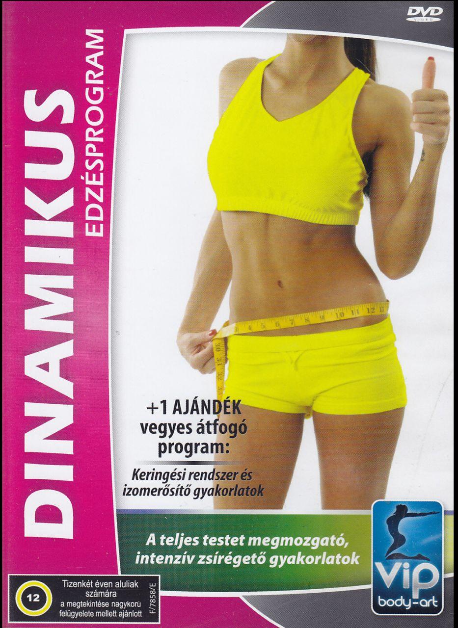 Dinamikus - Edzésprogram (DVD)