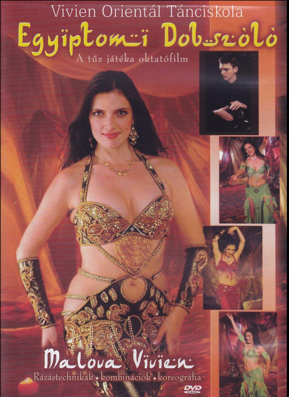 Egyiptomi dobszóló - Hastánc (DVD)