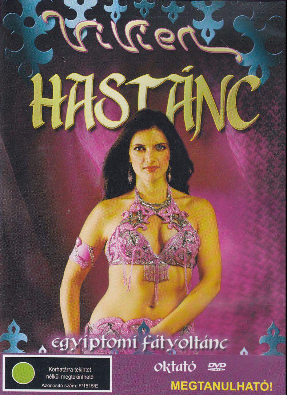 Egyiptomi fátyoltánc - Hastánc Viviennel (DVD)