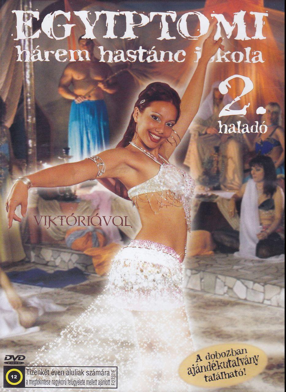 Egyiptomi hárem hastánc 2. (DVD)