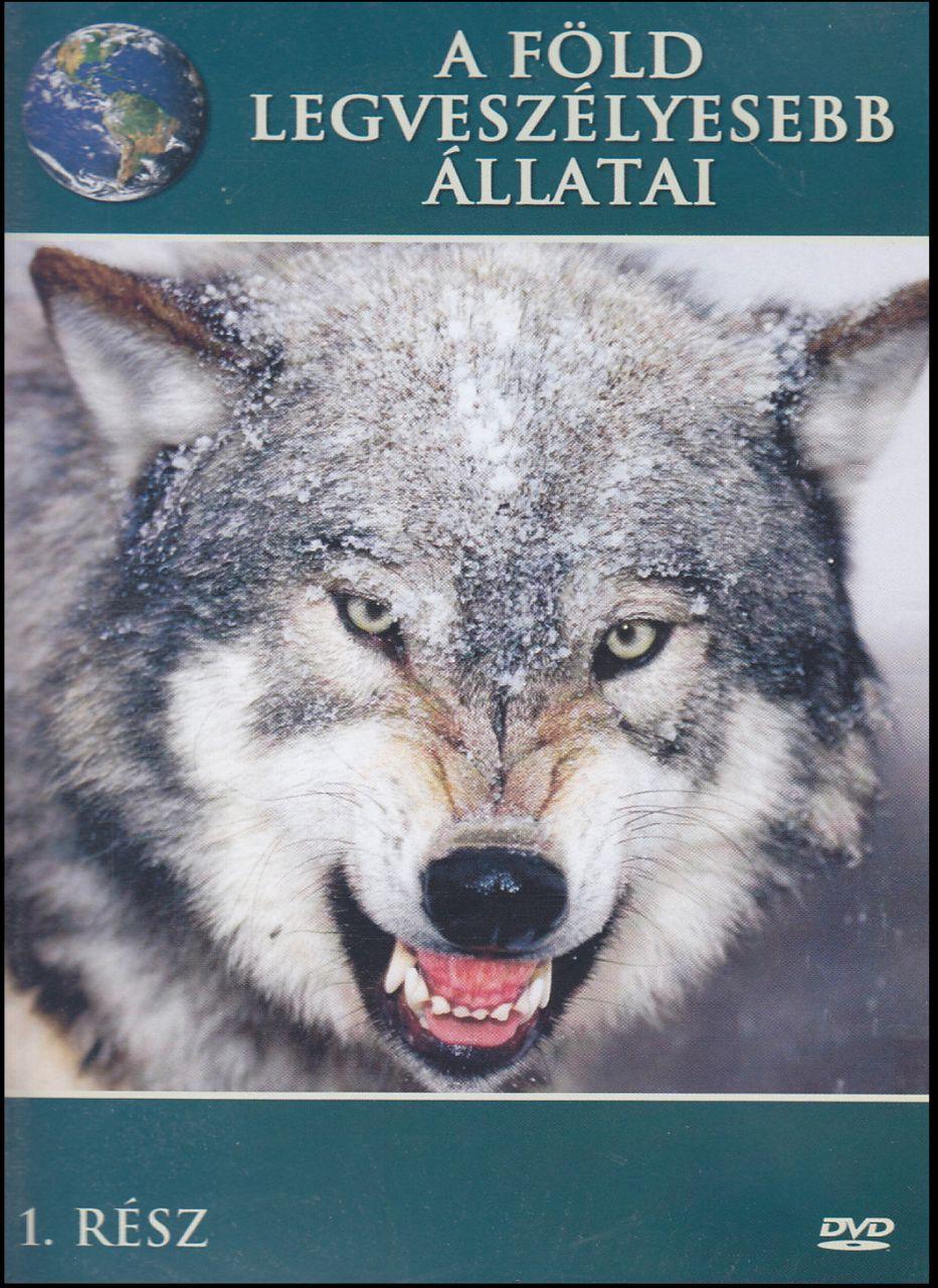 A Föld legveszélyesebb állatai 1. (DVD)
