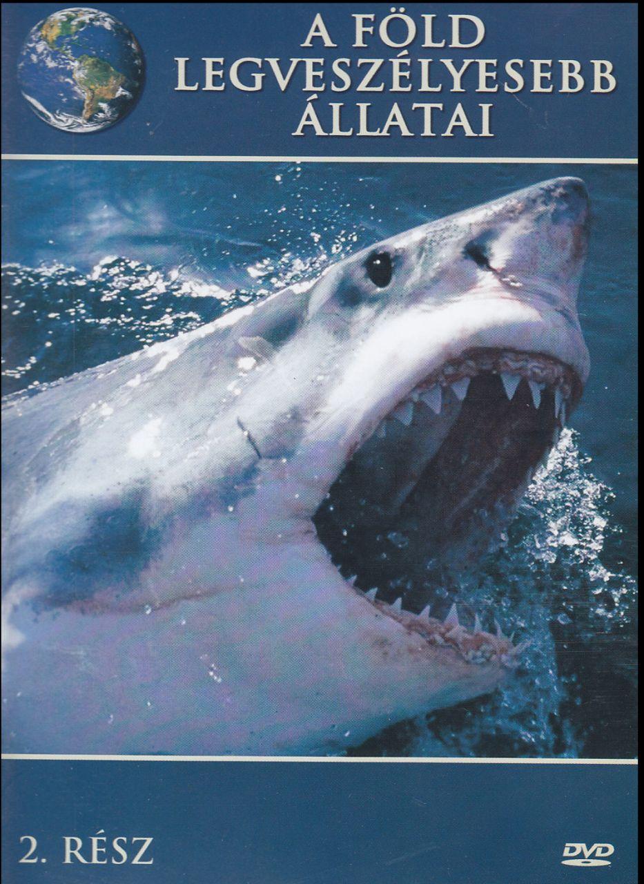 A Föld legveszélyesebb állatai 2. (DVD)