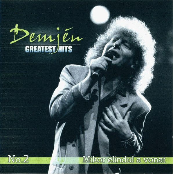 Demjén Ferenc: Greatest Hits No.2 (CD)