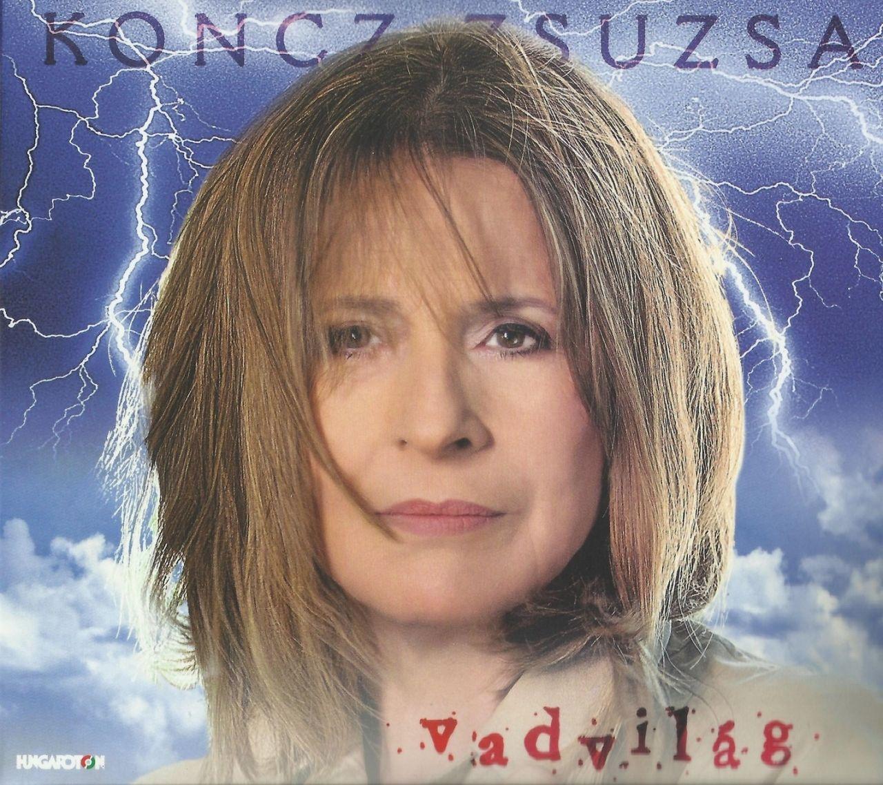 Koncz Zsuzsa: Vadvilág (CD)