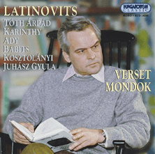 Latinovits Zoltán: Verset mondok (CD)