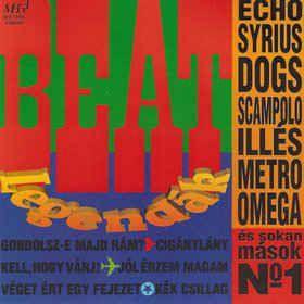Legendák 8.: Beat Legendák (CD)