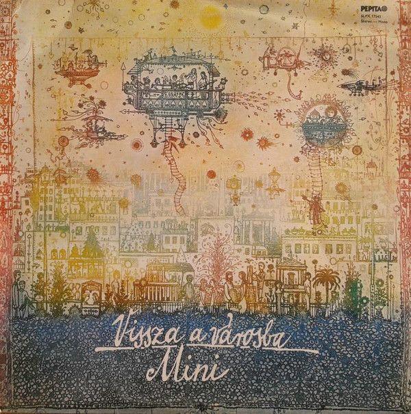 Mini: Vissza a városba (CD)