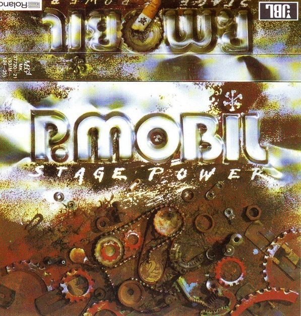 P.Mobil: Stage Power (2 CD)