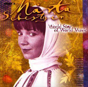 Sebestyén Márta: World Star Of Music (CD)