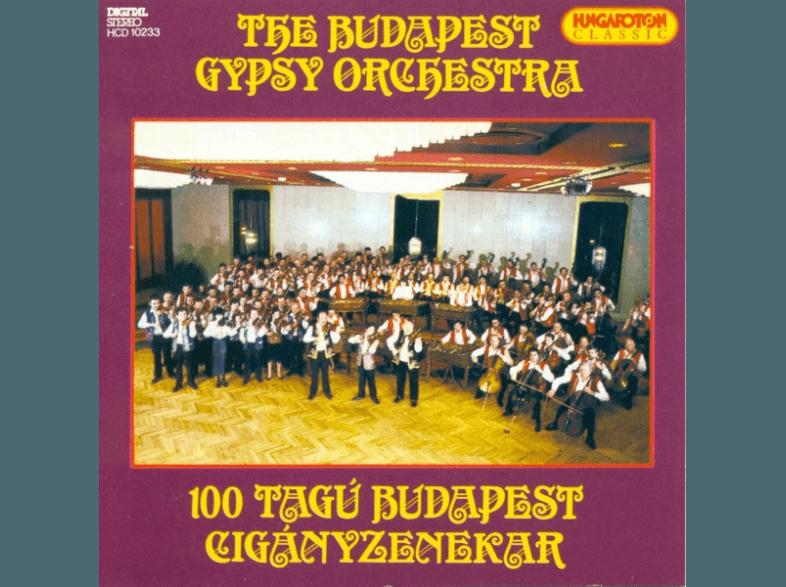 THE BUDAPEST GYPSY ORCHESTRA (CD)