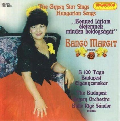 Bango Margit - The Gypsy Star Sings (CD)