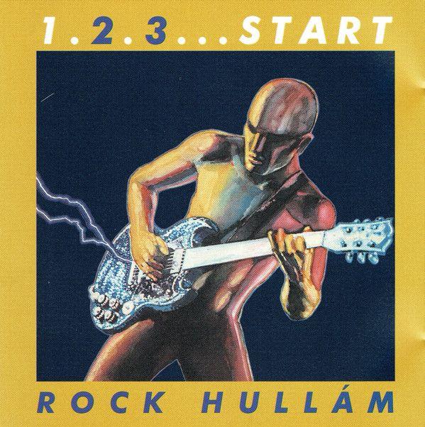 Válogatás: Start rockhullám (CD)