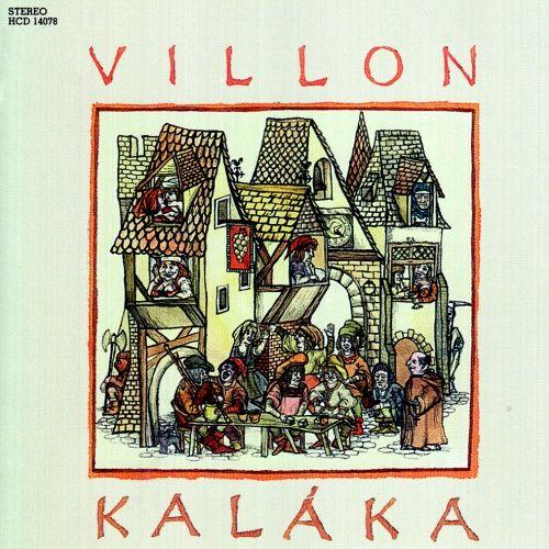 Villon Balladák / Kaláka együttes / (CD)