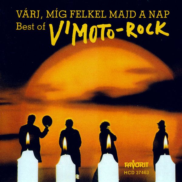 VMOTO-ROCK: BEST OF (CD)