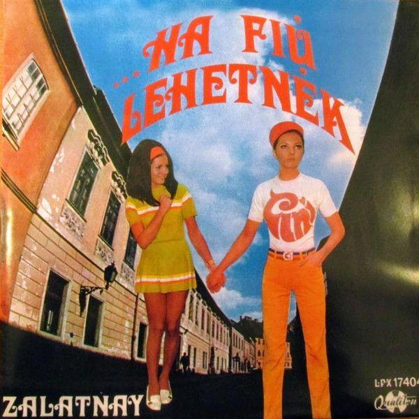Zalatnay Sarolta: Ha fiú lehetnék (CD)