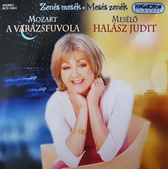 Zenés mesék - Mesés zenék / A varázsfuvola (CD)