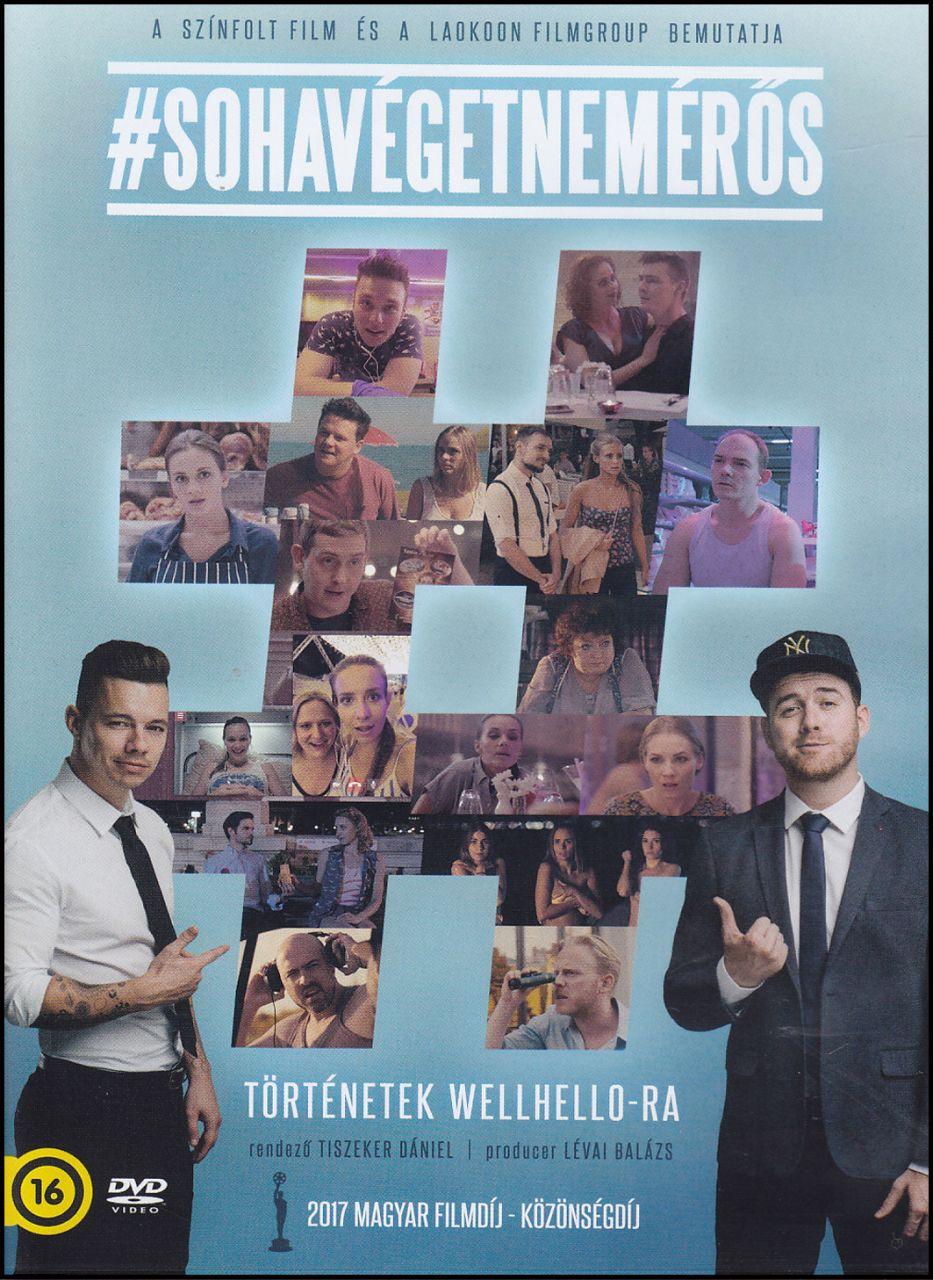 Wellhello: Sohavégetnemérős történetek Wellhello-ra (DVD)