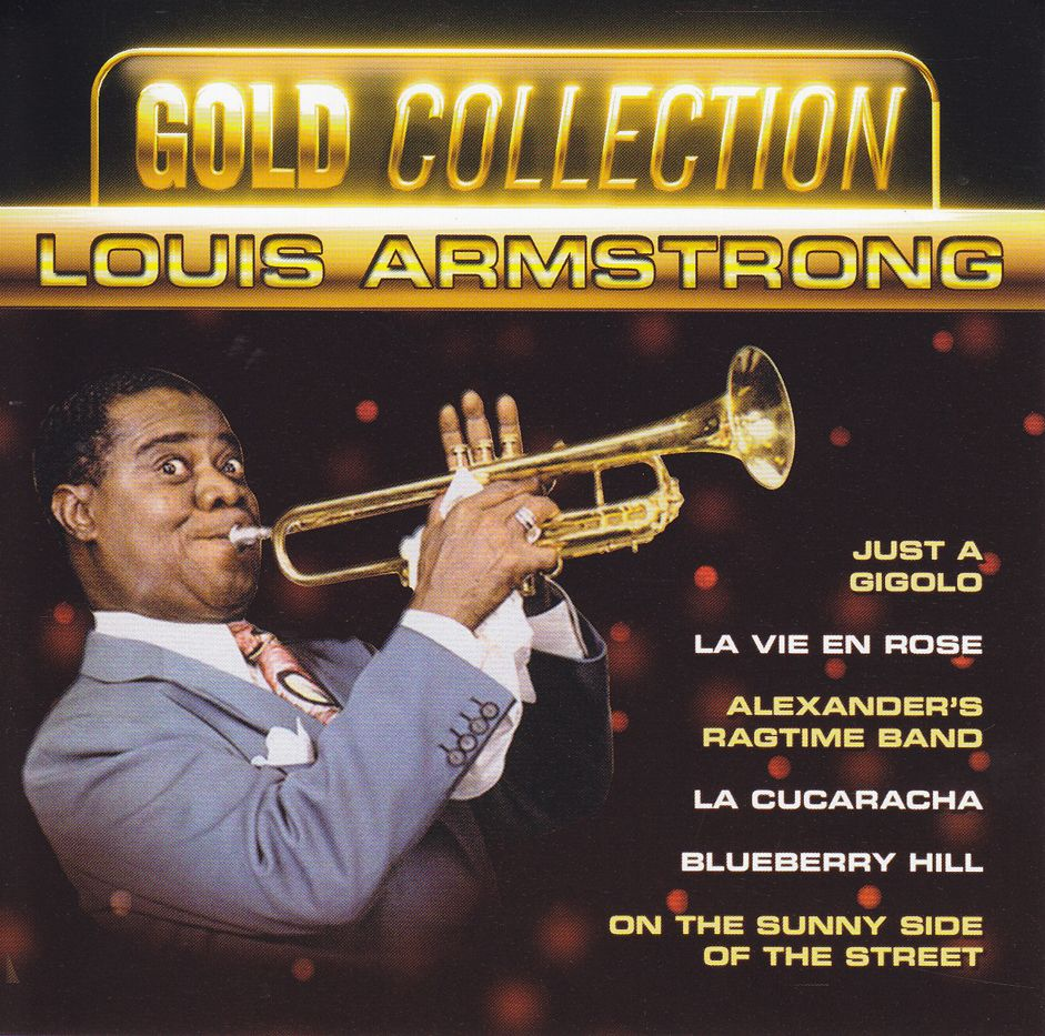 Louis Armstrong: Gold Collection (CD)