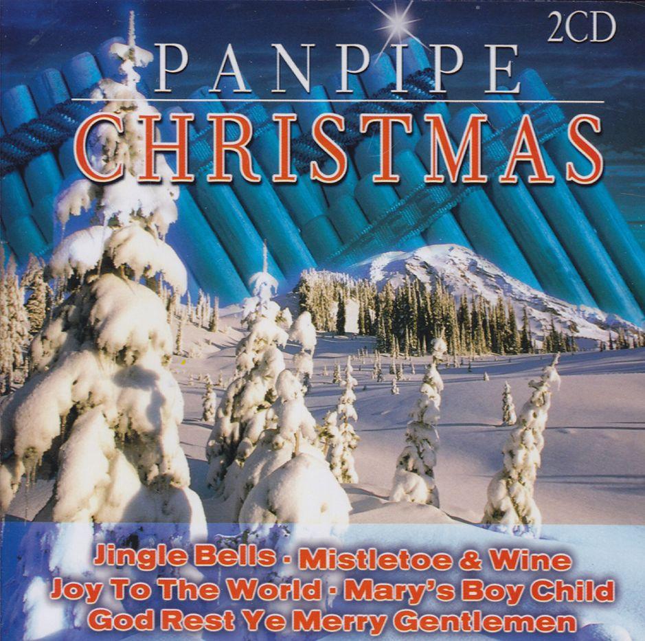 Panpipe Christmas (2CD)