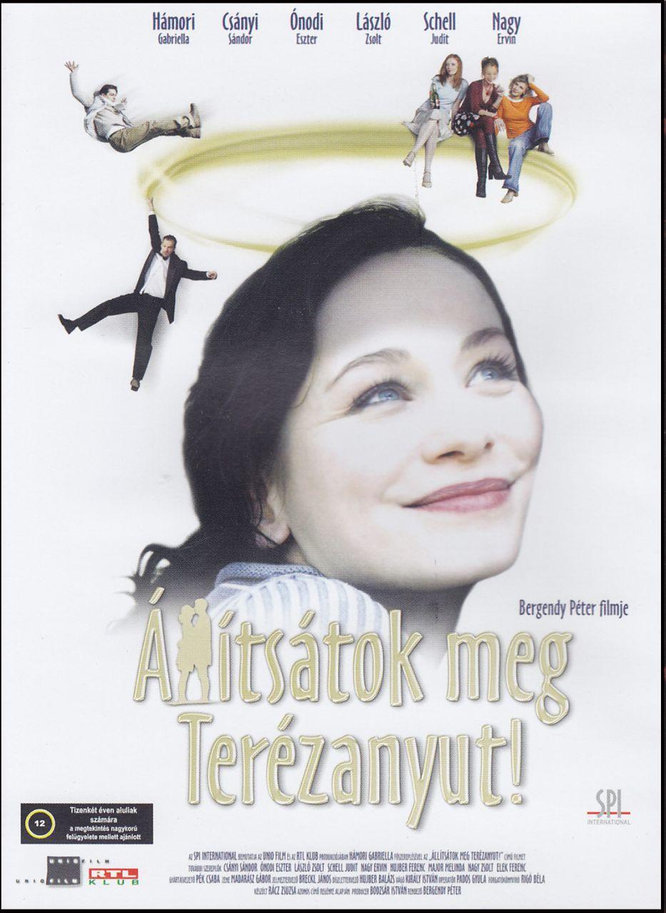 Állítsátok meg Terézanyut! (DVD)