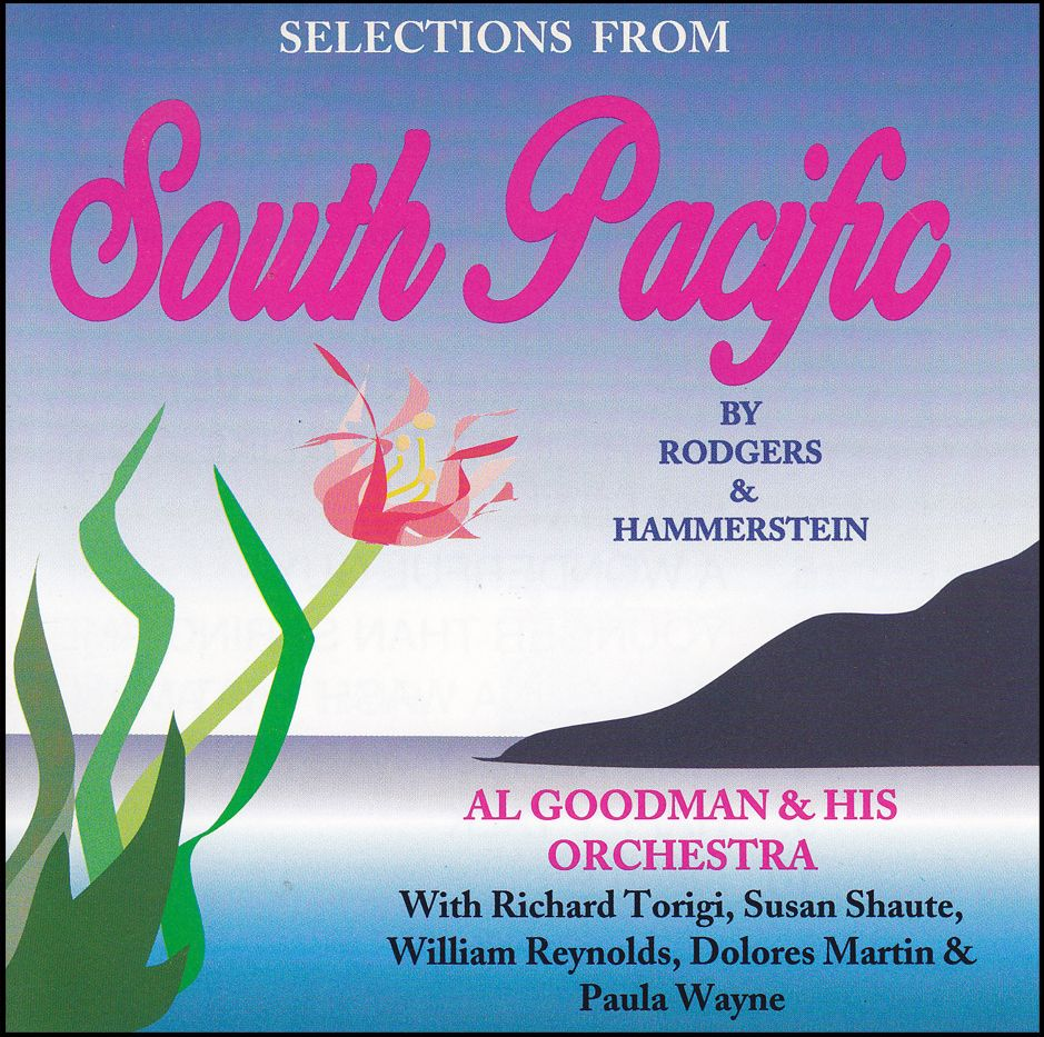 South Pacific – Al Goodman & His Orchestra (CD)