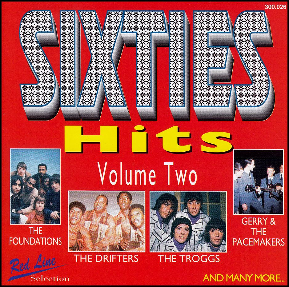 Sixties Hits Volume Two (CD)