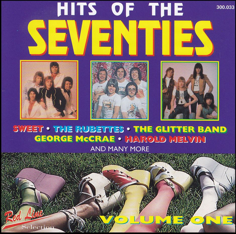 Hits Of The Seventies Vol.1. (CD)