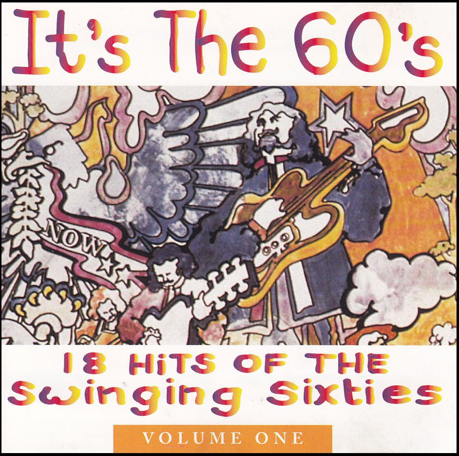 It's The 60's – 18 Hits Of The Swinging Sixties (CD)