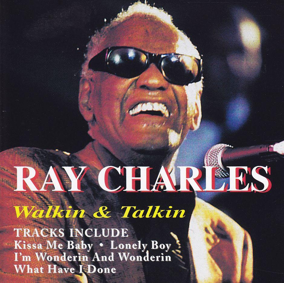 Ray Charles: Walkin & Talkin (CD)