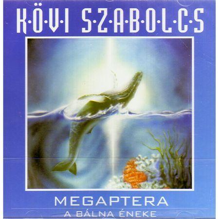 Kövi Szabolcs: Megaptrea - A bálna éneke (CD)