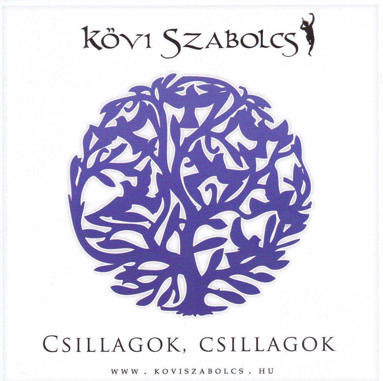 Kövi Szabolcs: Csillagok, csillagok (CD)