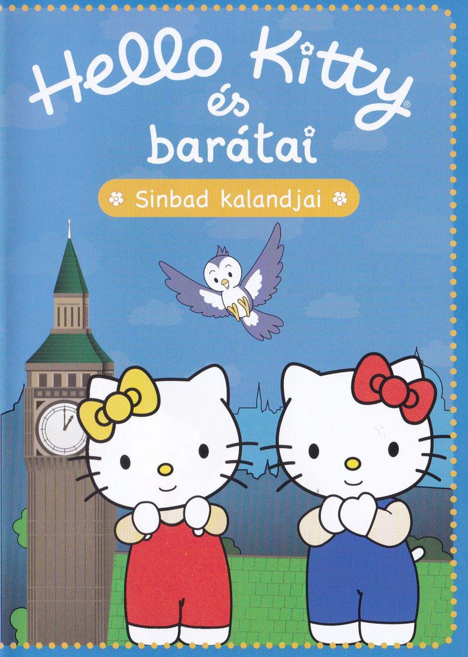 Hello Kitty és barátai - Sinbad kalandjai (DVD)