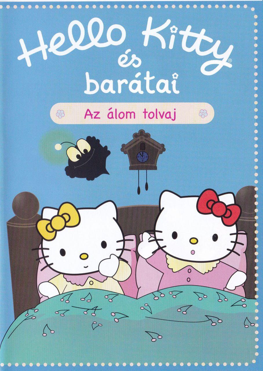 Hello Kitty és barátai - Az álom tolvaj (DVD)
