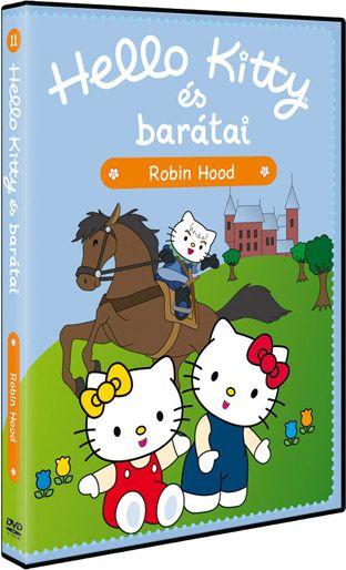 Hello Kitty és a barátai - Robin Hood (DVD)