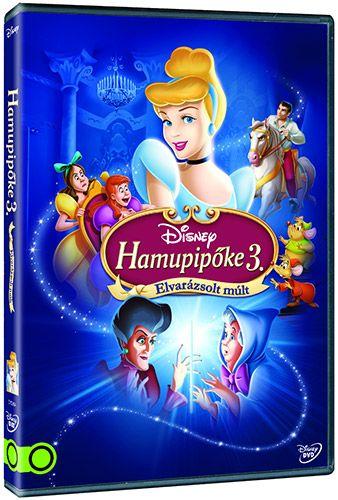 Disney: Hamupipőke 3. - Elvarázsolt múlt (DVD)
