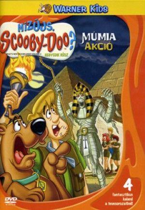 Mizujs. Scooby-Doo? 4. - Múmia Akció (DVD)