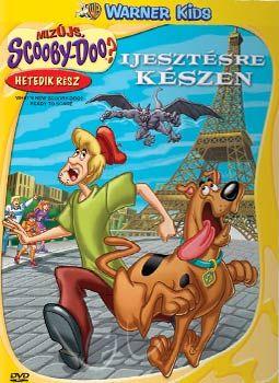 Mizujs. Scooby-Doo? 7. - A Notre Dame-i Divatszörny (DVD)